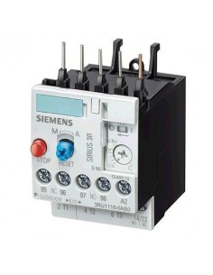 Siemens 3ru2146-4kb0  Relevo Termico 57.00a A  75.00a S3  P/cont. 1na 1nc (3ru1146-4kb0)