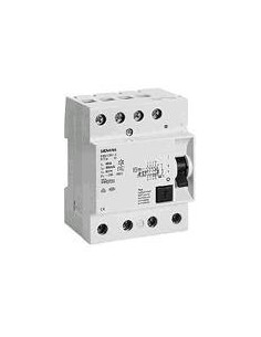 - Siemens 5sv4646-0 Disyuntor Din Tetra  63a 300ma  Tipo Ac (5sm1646-0mb)