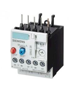 Siemens 3ru2116-1cb0  Relevo Termico  1.80a A   2.50a S00 P/cont. 1na 1nc (3ru1116-1cb0)