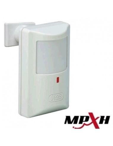 X-28 Md 65-mpxh     Detector De Movimiento Mpx - Procesad.digital, C/tamper, 3 Lentes. Cobertura 15 X 15 $