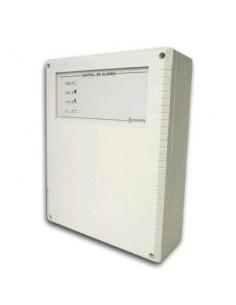 X-28 6002w          Central Analogica 2 Zonas + Receptor Inalambrico (para Controles Y Sensores) Control : Tx 6002 / Tx400s