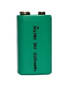 Megalite P250      Bateria Recargable Nickel/mh 9v 250ma