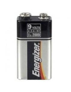 Energizer 9v       Bateria Alcalina