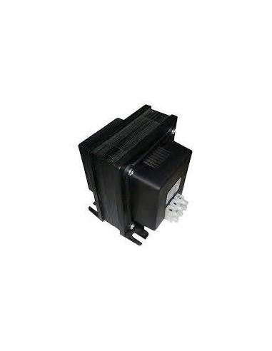 Work Tr22012500ct Transformador 220 -  12v  X  500w Bobinado Con Carcasa ( Crlx Trb007 )