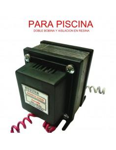 Work Trp12050pa Transformador Piscina     220 -  12v  X  50w Bobinado Nucleo Aislado Con Pantalla (puesta A Tierra)  / Crlx D