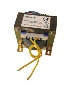 Work Tr22024030ce Transformador 220 -  24v  X   30w Bobinado Con Carcasa Y Bornera ( Crlx T2b001 )