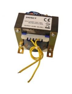 Work Tr22024100ct Transformador 220 -  24v  X  100w Bobinado Con Carcasa Y Bornera ( Crlx T2b003 )