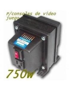 Crlx Aut012 Auto-transformador 220 -  110v  X  200w Con 3 Tomas