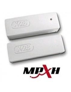 X-28 Smagb-mpxh     Sensor Magnetico Mpx Para Puertas Y Ventanas $