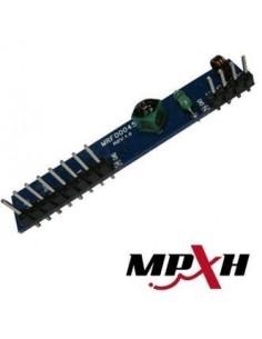 X-28 Mpi Beepr-mpxh Receptor Interior P/alarma 315mhz, Hasta 30 Transmisores O 16 Sensores.