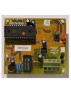 X-28 Mpi 2026-mpx   Plug In - Llamador Telefonico Mensajes De Voz, Maneja 8 Particiones De 32 Zonas, Robo, Asalto, Incendio,