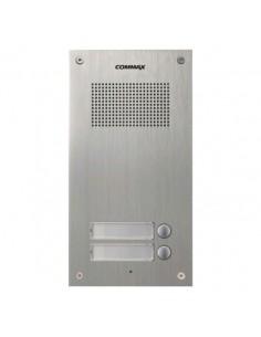 Commax  Dr-2umm    Frente Master     2 N  Mediano   23,0cm (tel  Kss + Rf1a)
