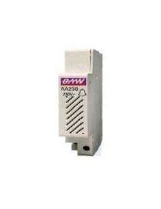 Baw Aa230      Mini Campanilla Din 220v Formato De Termomagnetica Mini