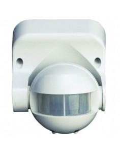 Interelec 300314 Sensor Infrarrojo 180º Imp.  Blanco 10a (detector Movimiento Lx118) Ext Od-rs8b2