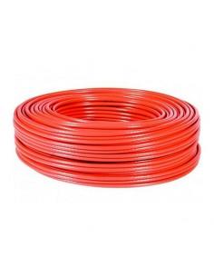 Argenplas U95ro___  Mts. Cable  1 X  95.00 Rollo Unip  Rojo Iram Nm247-3