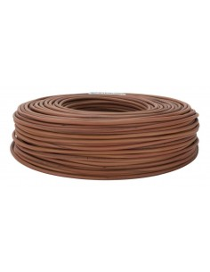 Argenplas U70ma___  Mts. Cable  1 X  70.00 Rollo Unip  Marron Iram Nm247-3