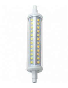 Interelec 401854 R7s 118mm 9.5w/6500k Fria   Led     Lampara Para Proyector (candil R7s-25010l-65)