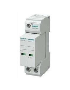 Siemens 5sd7422-1 Descargador 2 Polos Sobretensiones 8/20µs, Clase Ii, Uc:350/264vca, C/señal 1co
