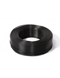 Argenplas U240ne__ Mts. Cable 1 X  240.00  Rollo Unip   Negro Iram Nm247-3