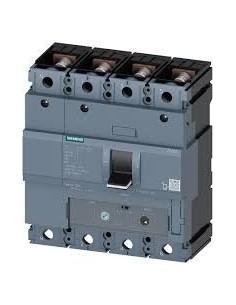 Siemens 3kd4240-0pe10-0 Seccionador Rot S/porta 400a T3 4 Polos