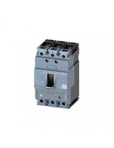 Siemens 3va1116-3gf42-0aa0  Interruptor Compacto 4 X 112a-160a. 25ka. Sin Disparador