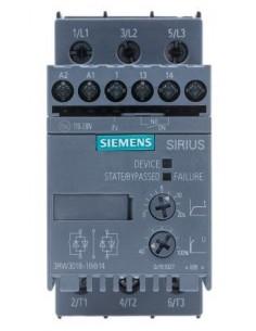 Siemens 3rw3018-1bb14 Arrancador Suave 17hp S2 Estandard