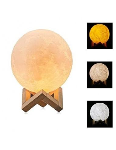 180g Le2039  Full Moon Velador Esfera Globo Frio Calido