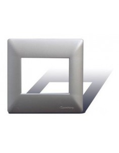 Cambre   4112  Tapa Mig  2 Mod            Aluminio  S.xxii  Platil