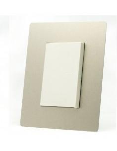 Cambre  4869  4 Mod Tapa  Arte Oro Mate (aluminio) Xxi Xxii