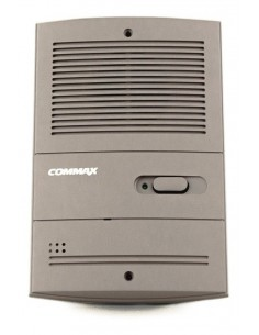 Commax  Dr-201h    Frente Embutir    1 N Marron     (90x145/120x185)