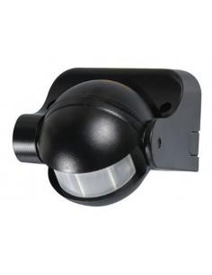 Interelec 300313 Sensor Infrarrojo 180º Imp.  Negro  10a Od-rs8b2 (movimiento Lx38b Lx-118b Es34) Ext