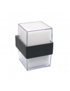 180g 32052 Bart Ng Bidireccional  Aluminio Led 12 W Negro