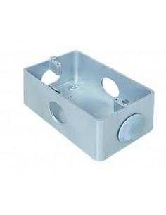 Gc 8.120.220 Caja De Alumin Rectangular 5 X 10 Para Bastidor Rosca 7/8      (tipo Daisa)