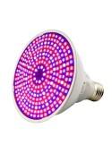 - 180g Le2045   Growlamp  E27  Par-38 60 Leds 14w/      (r-100) Lampara Growlight
