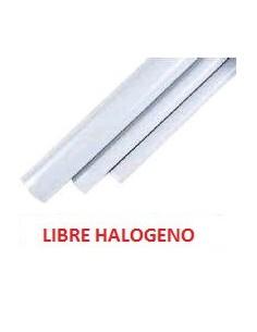 - Genrod Getr40lh Mts. Caño Rigido 40mm (  1 1/2) Tubo Libre Halogeno