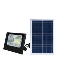 Litex Lx930 Proyector Led Solar 50w Luz Fria
