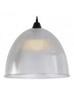 Ilum Rust 409e2    Pantalla Policarb.  1 X  E27 35cm  S/tapa S/porta Qeuipo (campana T.naval)  (janna) Iluminacion Rustica