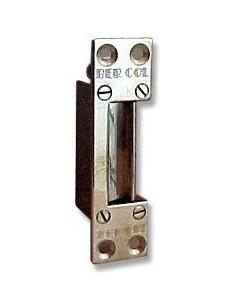 Bercol 114 Cerradura Electrica 4 Agujeros 25mm   Mini   (jaque/bercol/roa (luber  500-4))