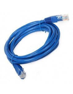 Megalite Cable      Rj45 - Rj45         1.5 Mts (red Recto)