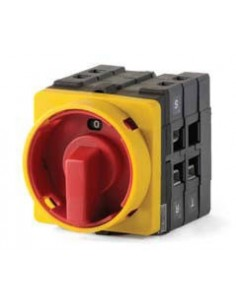 Elibet 40002/8   Interruptora 1-0 P/tablero  2 X  40a (seccionadora)  P/candado