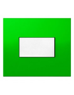 Jeluz 45099/35  Tapa Mig Platinum              Verde (verona)