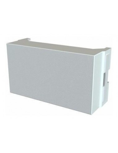Jeluz 60092     Mod  Platinum Ciego Blanco (verona)