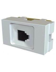Jeluz 60011     Mod  Platinum Telef Americano        Blanco  (c/tapita) (verona Ex 20011)