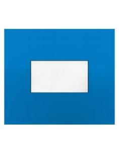 Jeluz 45099/32  Tapa Mig Platinum              Azul Electrico (verona)