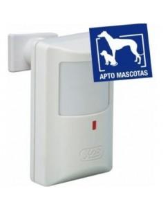- X-28 Md 85pr-mpxh   Detector De Movimiento Digital Anti-mascotas, C/tamper, 3 Lentes. Cobertura 15 X 15 Pet - 242-4065