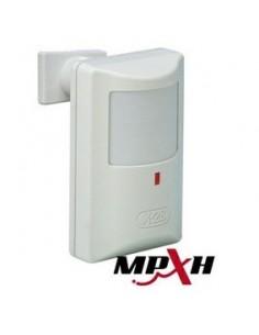 - X-28 Mvd 85rt-mpxh Detector De Movimiento Procesad.digital,  Doble Tecnologia 3 Lentes. Cobertura 15 X 15 (simil Md-65 + Fu