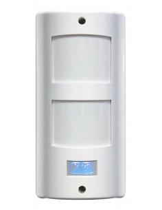 X-28 Mx52-mpxh_ Detector De Movimiento Mpx -doble Pir - Simple Tecn.  - Digital, Ip54, C/tamper, Cobertura 15 X 15 Exterior I