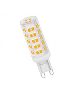 Interelec 404106 Dimerizable G9 Bi-pin 220v X 5.0w/3000k Calida   Leds Lampara
