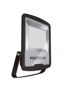 Macroled Flsv2-150cw Proyector Ext Led 150w Negro 6500k 15750lm 25000hs