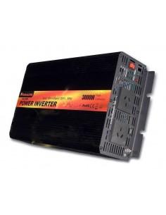 Megalite Mli3000   Conversor 12v 220v 3000w